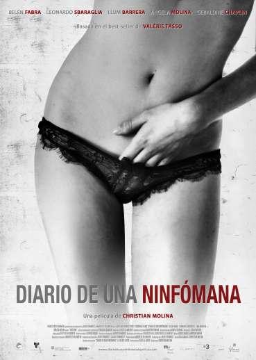 Cartel de 'Diario de una ninfómana'