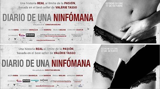 El Diario De Una Ninfómana Español