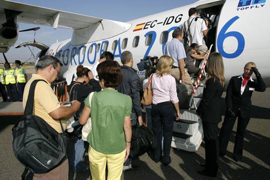 Consejos Para Viajar En Avión Sin Molestias