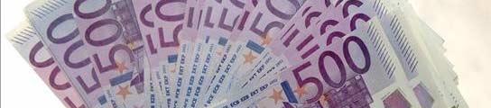 Hacienda 'caza' a 2.600 españoles por defraudar con billetes de 500 euros