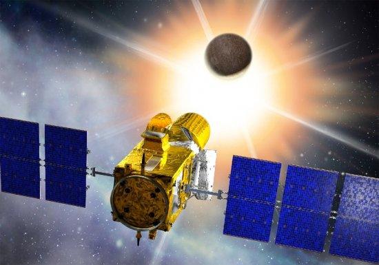 Satelite CoRoT
