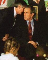 Bush y el 11-S.