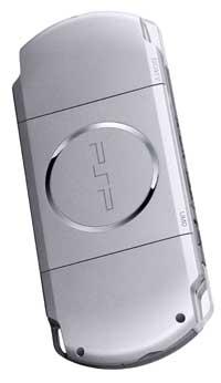 PSP-3000 Silver.