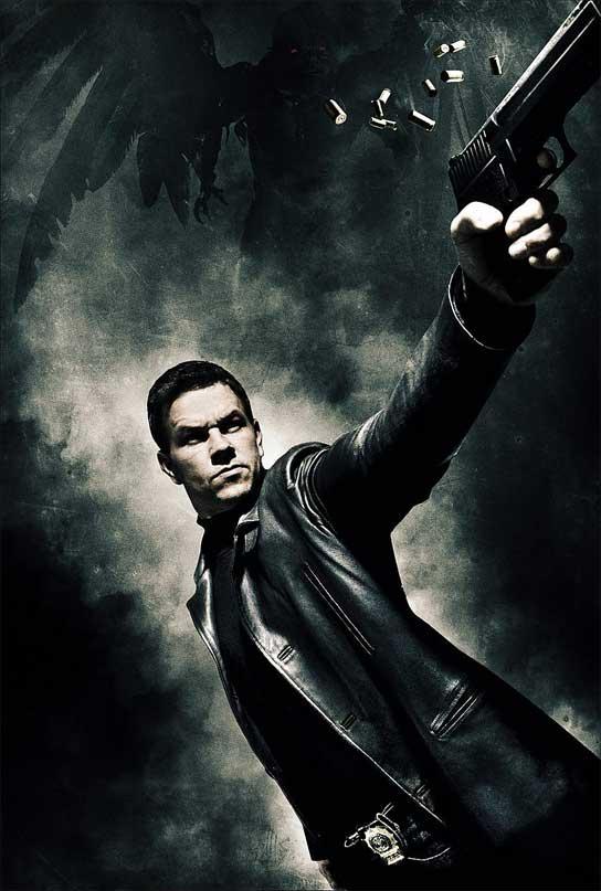 Mark Wahlberg protagoniza 'Max Payne'.