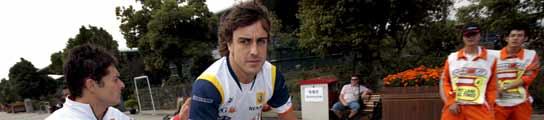 Ferrari echará el resto por Alonso
