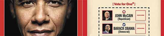 Dos portadas de Time