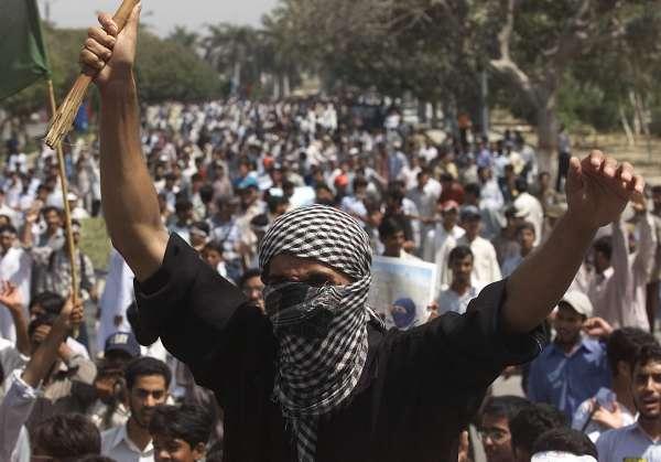 Un estudiante islámico radical