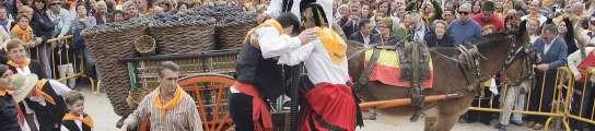 Fiesta de la Vendimia, en Santa Inés