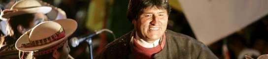 Evo Morales suspende las operaciones de la Agencia Antidroga de EE UU en Bolivia