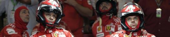La escudería Ferrari amenaza con abandonar la Fórmula 1