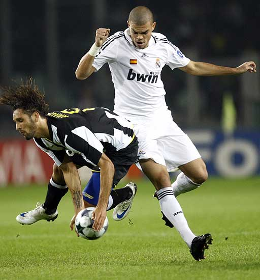 Juventus-Real Madrid.