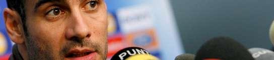 Guardiola multa con 500 euros a cada jugador por llegar tarde al entrenamiento