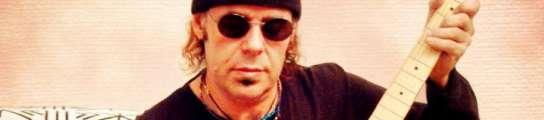 """Javier Vargas, de la Vargas Blues Band: """"La música es gratis; yo cobro sólo por el viaje"""""""