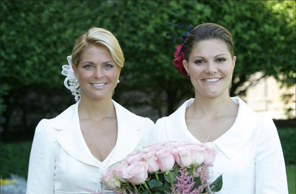 Las princesas de Suecia