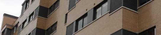Bloque de viviendas de protección oficial de alquiler