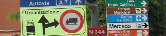 Casi el 70% de los conductores españoles creen que las señales están mal puestas
