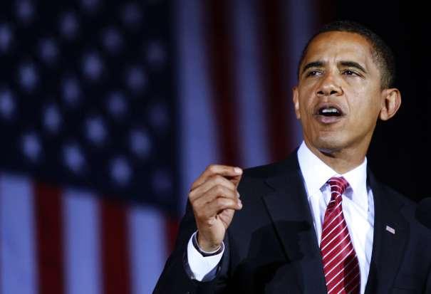 Barack Obama, nuevo presidente norteamericano