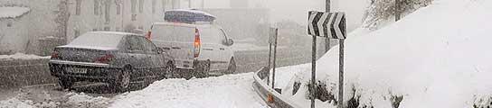 Temperaturas aún más bajas, lluvia y nieve durante casi toda la semana
