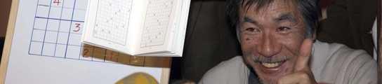 El creador del Sudoku presenta en Salamanca el Foro de Juegos de Inteligencia