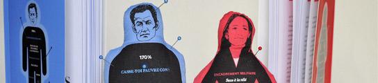 Nicolás Sarkozy pierde en los tribunales la batalla legal contra su muñeco vudú