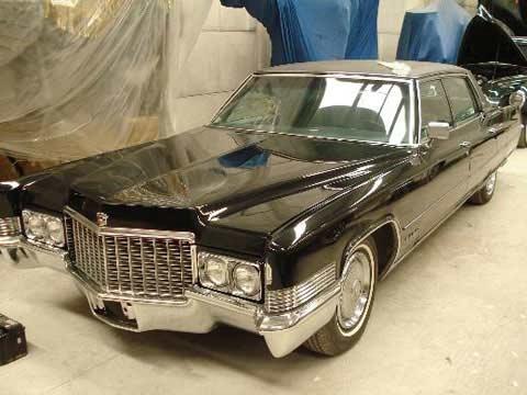 El Cadillac de Franco