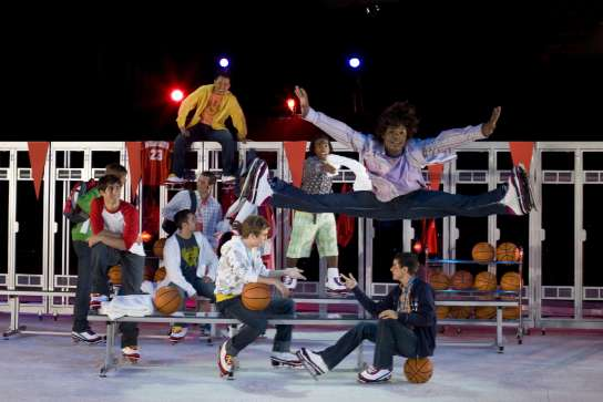 High School Musical: The tour on ice