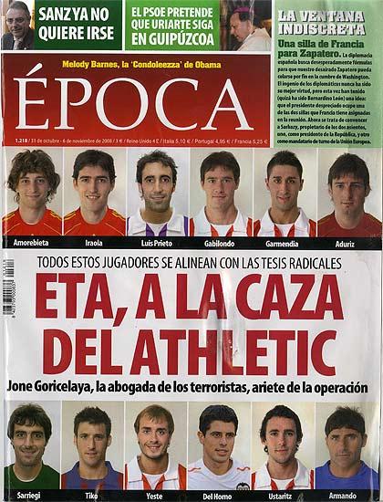 EPOCA vincula a Luis Prieto, Aduriz y otros jugadores con ETA 888736