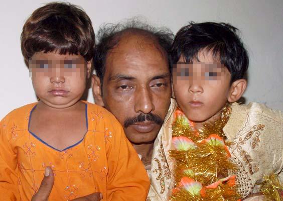 Boda infantil en Pakistán
