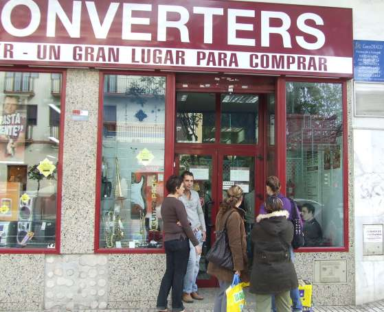 Cash Converterters Sevilla