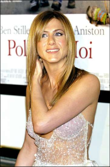 Jennifer Aniston una actriz con neuronas