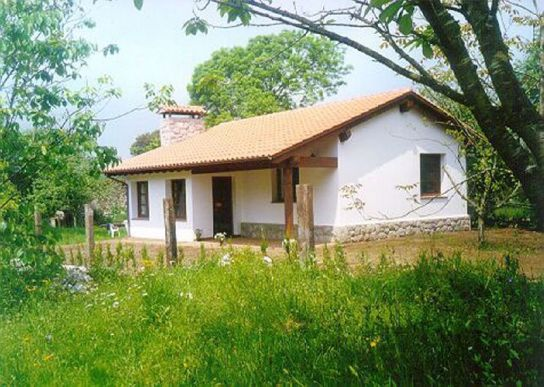 una casa rural
