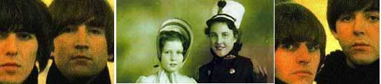 """Identifican a """"la bella enfermera Penny Lane"""" de los Beatles después de 40 años"""
