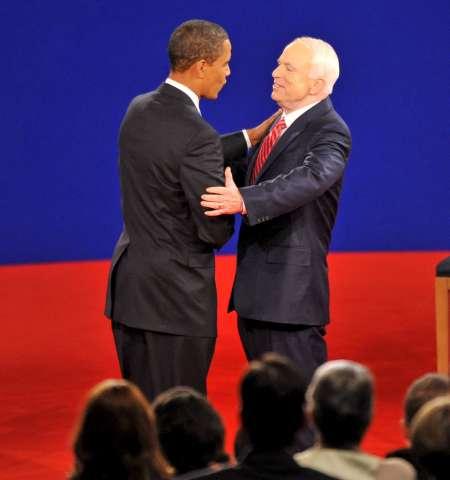 Obama y McCain