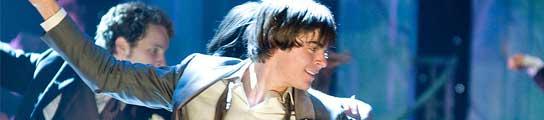 Zac Efron, en 'High School Musical 3'.