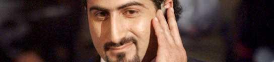 Un hijo de Bin Laden llega al aeropuerto de Barajas y pide asilo político en España