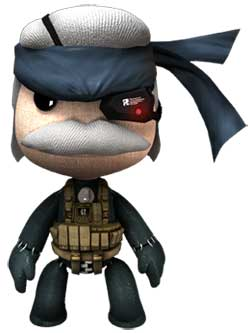 Sackboy Snake.