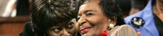 La hermana de Martin Luther King