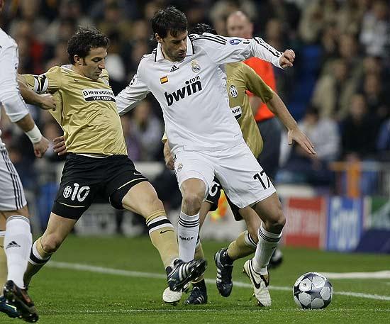 Real Madrid-Juventus.