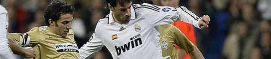 El Real Madrid vuelve a chocar con Del Piero en la Champions (0-2)