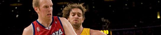 Sólo Pau ganó en una jornada aciaga para los españoles en la NBA