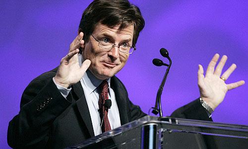 Michael J. Fox, con Parkinson, encuentra irónico interpreta