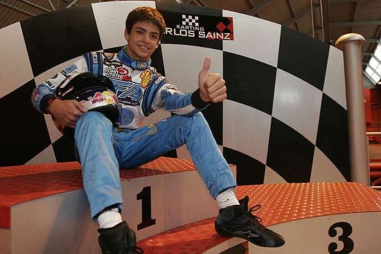 Carlos Sainz júnior.