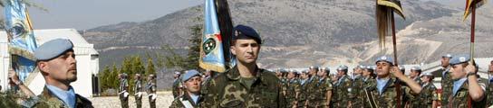 El Príncipe Felipe visita Líbano por sorpresa