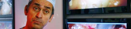 Nace Robodoc, el robot cirujano
