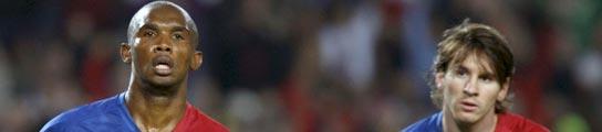 Paseo triunfal de Samuel Eto'o (6-0)