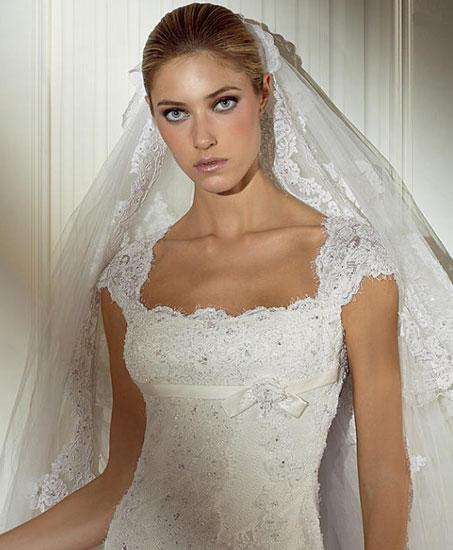 foto: vestidos de novia | así se verán las novias en 2009