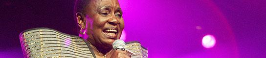 Muere la cantante sudafricana Miriam Makeba tras un concierto contra el racismo