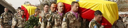 Dos soldados muertos en Afganistán
