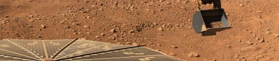 La NASA pone fin a la misión de 'Phoenix' en Marte al perder contacto con la sonda