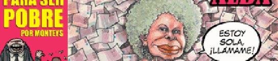 La duquesa de Alba intentó secuestrar judicialmente 'El Jueves'